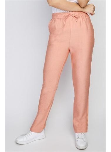 Rodi Jeans Kadın Angel Airobinli Jogger Pantolon Rd21Yb012014 Somon